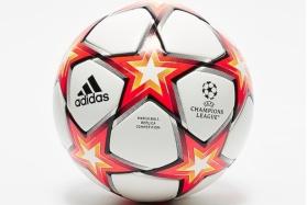 Футбольный мяч Adidas Finale 21 Pyrostorm Competition GU0209