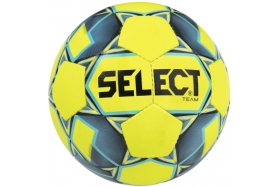 Футбольный мяч Select Team Yellow 61071