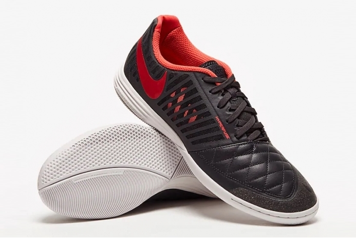 89435a5d Футзалки Nike Lunar Gato II IC 580456-080 купить в Киеве, доставка ...