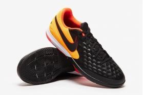 Футзалки Nike React Tiempo Legend VIII Pro IC (КОЖА) AT6134-008