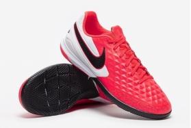 Футзалки Nike React Tiempo Legend VIII Pro IC (КОЖА) AT6134-606