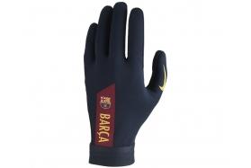 Перчатки тренировочные Nike FC Barcelona Academy Hyperwarm GS0379-451