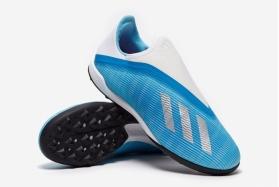 Сороконожки Adidas X 19.3 Laceless TF EF0632