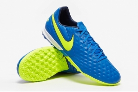 Сороконожки Nike Tiempo Legend VIII Pro TF (КОЖА) AT6136-474