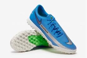 Сороконожки Nike React Phantom GT Pro TF CK8468-400
