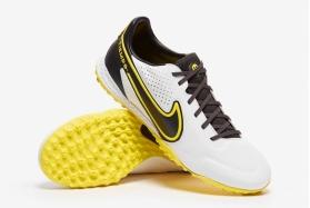 Сороконожки Nike Tiempo React Legend 9 Pro TF (КОЖА) DA1192-107