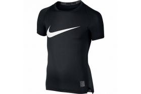 Детское термобелье Nike Pro Top Junior Black 726462-010