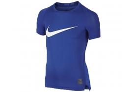 Детское термобелье Nike Pro Top Junior Blue 726462-480