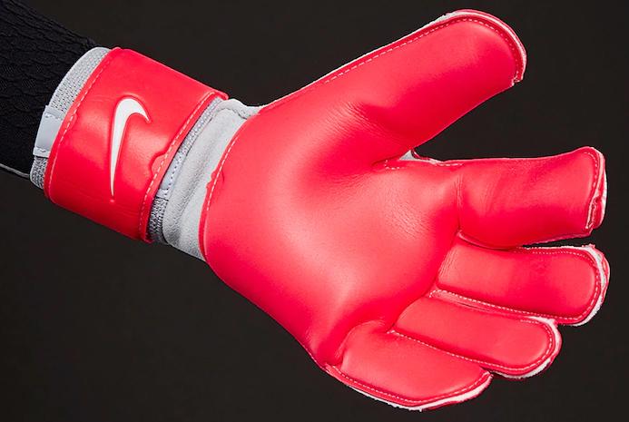 ... Вратарские перчатки Nike GK Grip 3 Pure Platinum Red GS0360-671 ... 67b6cc73d6c